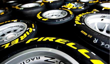 Pirelli tire supplies