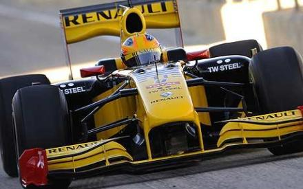 Robert Kubica (Getty Images)