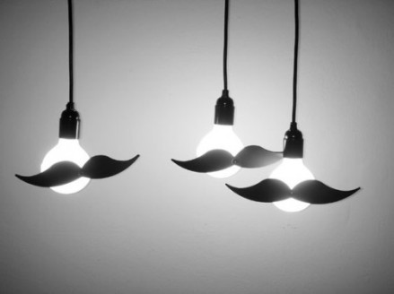 Moustache Lights