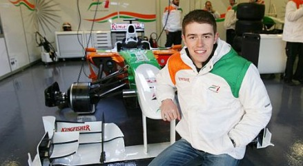 Photo credit: Force India