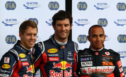 FORMULA 1 - German F1 GP Qualifying 2011