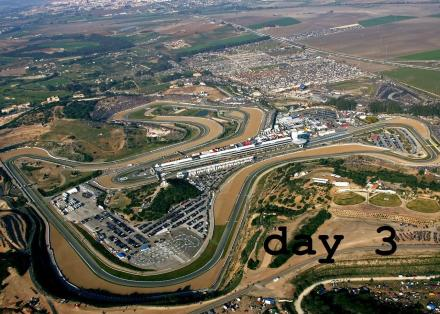 Jerez circuit - day 3