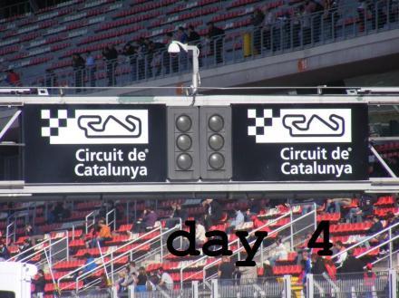 Barca - day 4